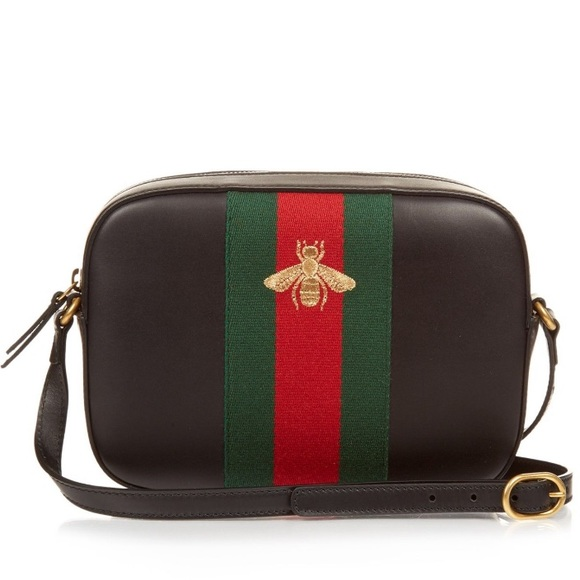 🐝 Gucci \u201cWebby\u201d Bee Crossbody 💯 Authentic